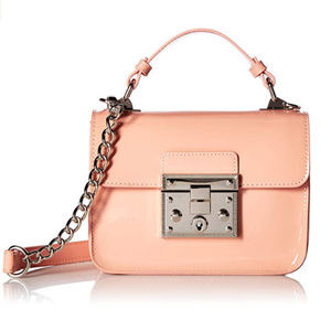 Steve Madden Bevie Blush Crossbody Bag